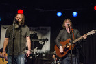 Steve Earle Joins Bap Kennedy on stage at our 15th birthday celebration